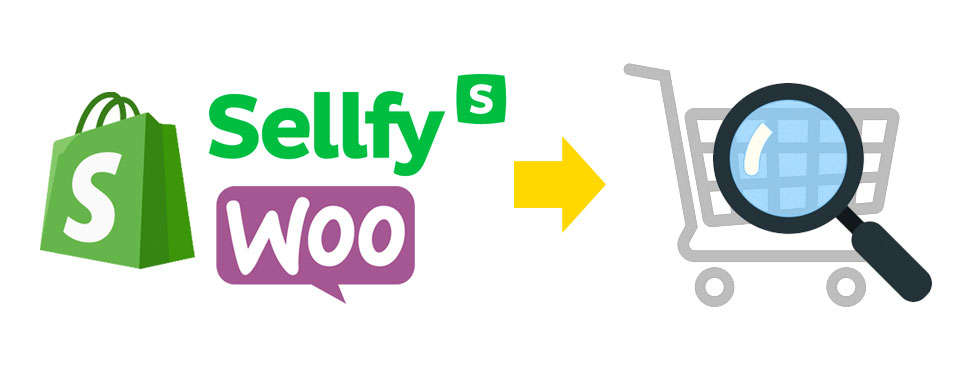 Shopify, Woocommerce, or Sellfy